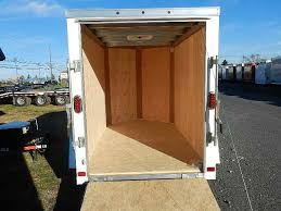 V Nose Enclosed Trailer Cabinets by Atc 5 X 8 Enclosed Aluminum Cargo Trailer V Nose