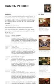 Sample Resume Designs by Interior Design Engineer Sample Resume Haadyaooverbayresort Com