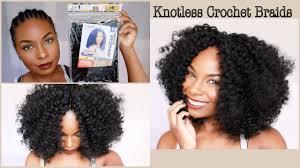 crochet braids simple crochet braids knotless method