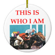 thoroughbred racing ornaments keepsake ornaments zazzle