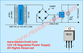 how to store and step 12v 5v with capacitor regulator what is the