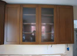 How To Make Kitchen Cabinet Doors With Glass Glass Insert Cabinet Doors Gallery Glass Door Interior Doors