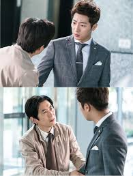 Seeking Next Episode Won Hae Pleads With Sang Yeob In New Stills From While