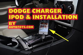 2005 dodge durango aux input dodge charger ipod mp3 aux with isimple isch73 installation by