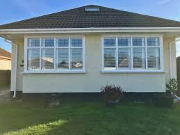 bungalow bay window shutters shuttersouth