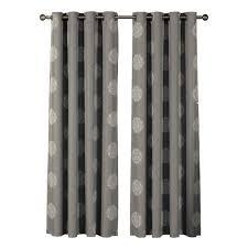 window elements semi opaque kim faux silk extra wide 96 in l
