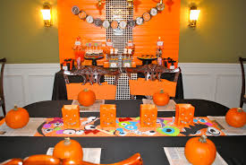 homemade halloween decorations for kids party
