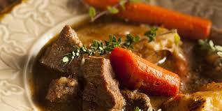irish beef stew recipe epicurious com