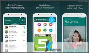 whatsapp messenger apk file free whatsapp messenger v2 17 192 apk updated version free 5kapks