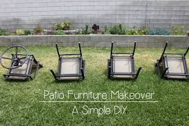 Plastic Covers For Patio Furniture - patio furniture makeover