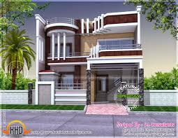 contemporary unique house plan kerala home design floor dma