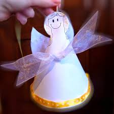 diy christmas angel craft with printable template all 4 tots