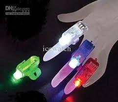 best quality christmas lights led bright finger ring light rave