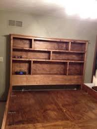 Bookcase Headboard King Headboard To Paint Zoie Likes Pinterest Bookcase