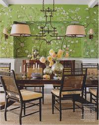 Best Wallpaper For Dining Room by Home Design Table Dining Room Traditional With Grey Wallpaper
