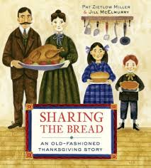 the bread an fashioned thanksgiving story by pat