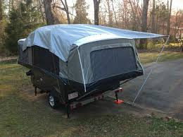Awning For Tent Trailer Diy Awning For Livin Lite Quicksilver Campers Popupportal