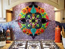 Stained Glass Backsplash by 482 Best Backsplashes U0026 Tiles In The Home Images On Pinterest
