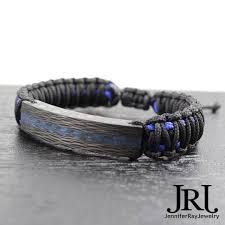 cobra bracelet images King blue line carbon fiber bracelet jennifer ray jewelry jpg
