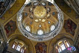 cupola di san lorenzo torino cappella della sacra sindone torino italia cupola guarino