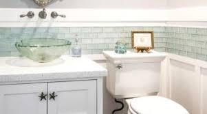 beachy bathroom ideas charming glass tiles bathroom ideas coastal bathrooms beachy