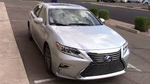 lexus es300h 0 60 2017 lexus es300h hybrid 400 mile fuel economy test youtube