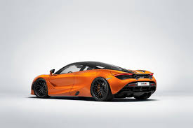 orange mclaren mclaren 720s brixton forged wheels