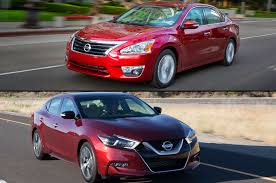 nissan altima 2016 trunk maximum altimatum 5 reasons to go maxima and 5 more to choose altima