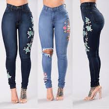 Plus Size Ripped Leggings Discount Size Floral Skinny Jeans 2017 Plus Size Floral Skinny