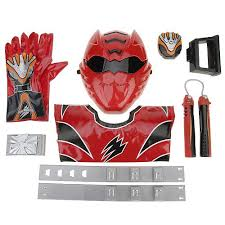 4 price power rangers jungle fury costume red tiger