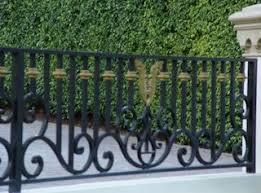 cloture de jardin pas cher cloture en fer pas cher portail battant 3m pas cher maison infos