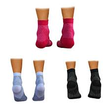 Pro Compression Socks Fittest Pro Foot Sleeve Pack Of 3 Pairs U2013 Plantar Fasciitis Leg