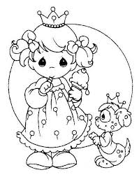 8 images baby precious moments coloring pages precious