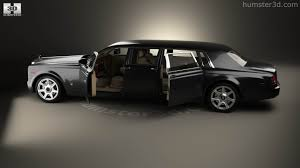 360 view of rolls royce phantom mutec with hq interior 2012 3d