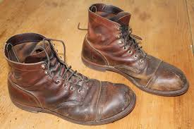 quality motorcycle boots the company red wing is known for their high quality work boots