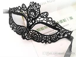 black lace mask black lace mask party woman girl mask black and