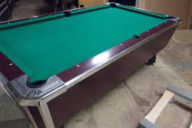 Valley Pool Table by Valley 8 Ft Coin Op Pool Table Zd8 Pt154 U2013 Thomas Games
