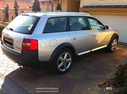 audi a4 allroad 2004 2004 audi a6 allroad aut xenon alu car photo and specs