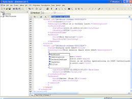 xml pattern space xml schema tutorial