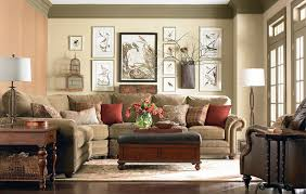 Traditional Living Room Sofas Hgtv Home Custom Upholstery Large Curved Corner Sectional By