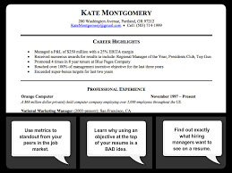 Power Resume Sample by Diy Resume Mcgeachy Consulting