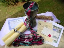wedding handfasting cord brides handfastings weddings a handfasting cord chalice and