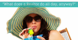 what do realtors really do all day