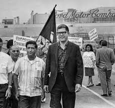 from the archives remembering cesar chavez la times