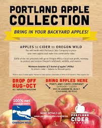 portland apple collection call for backyard apples u2014 portland