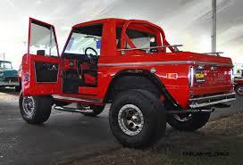 ford bronco jeep 1970 ford bronco v8 pickup 34