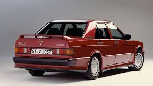 cars that don u0027t get enough love mercedes benz 190e 2 3 16 cosworth