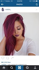 best 25 red violet hair ideas only on pinterest red purple hair