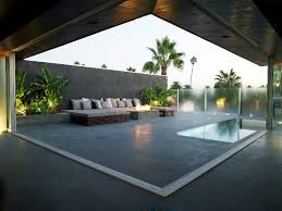 outdoor entertainment modern rooftop outdoor entertainment area modern pool los