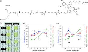 dynamic covalent diarylbibenzofuranone modified nanocellulose